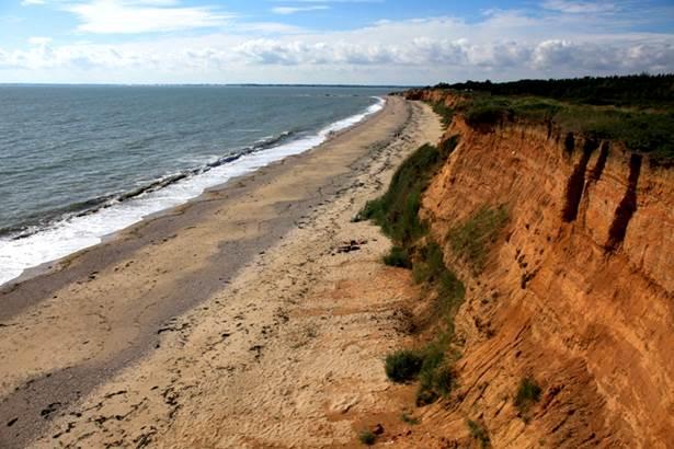 CDT56 - MS Falaise de la Mine d'Or - P�nestin - Morbihan Bretagne Sud