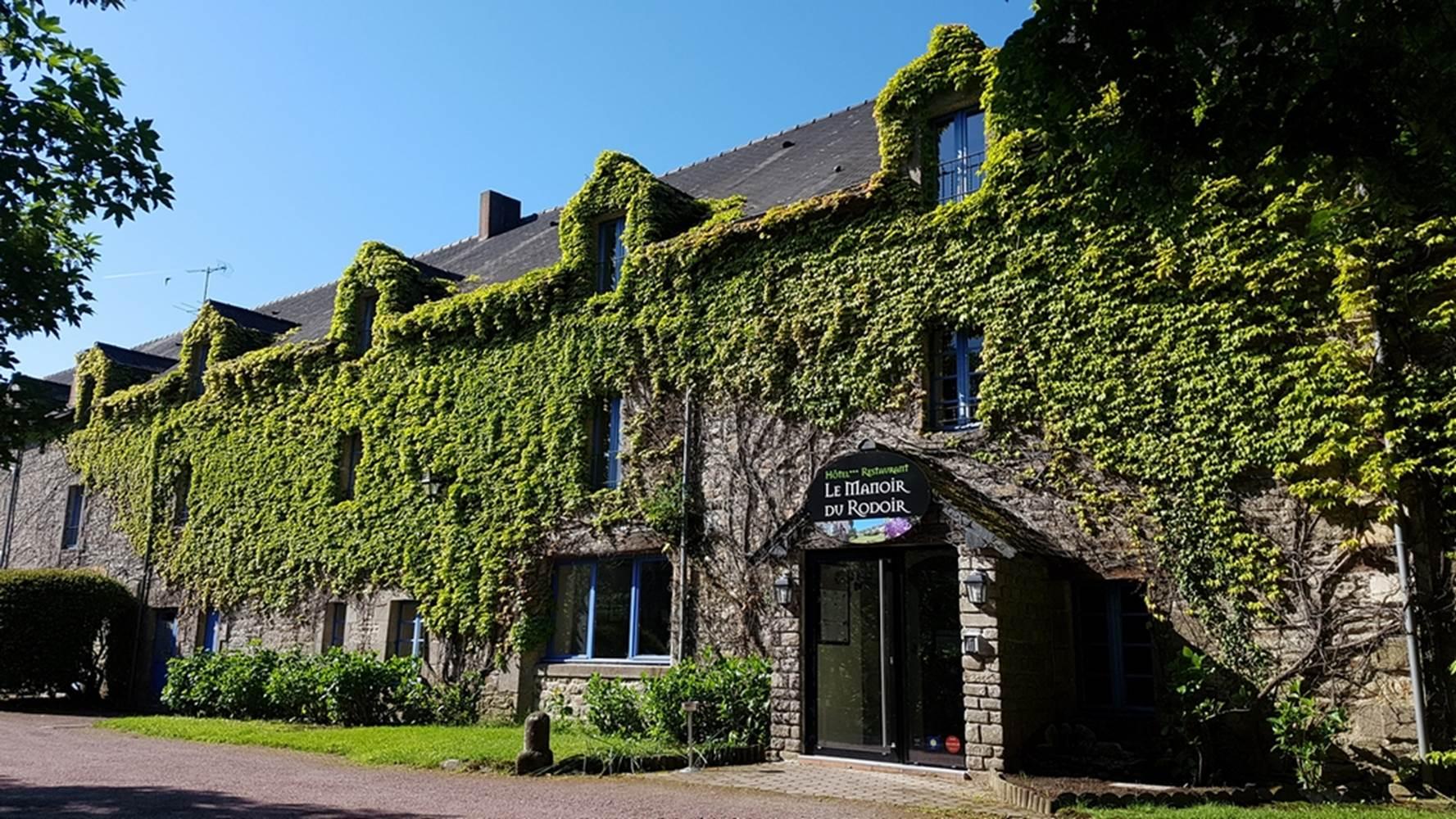 Hotel - Manoir du Rodoir - Nivillac - Tourisme Arc Sud Bretagne © Manoir du Rodoir