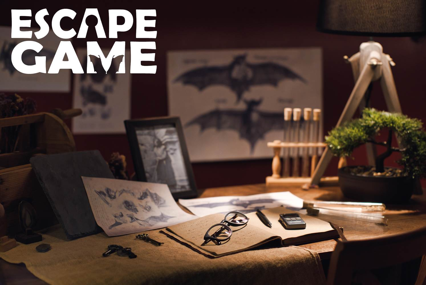 Escape Game Moulin Neuf Aventure - Rochefort-en-Terre © Escape Yourself/Rochefort-en-Terre Tourisme