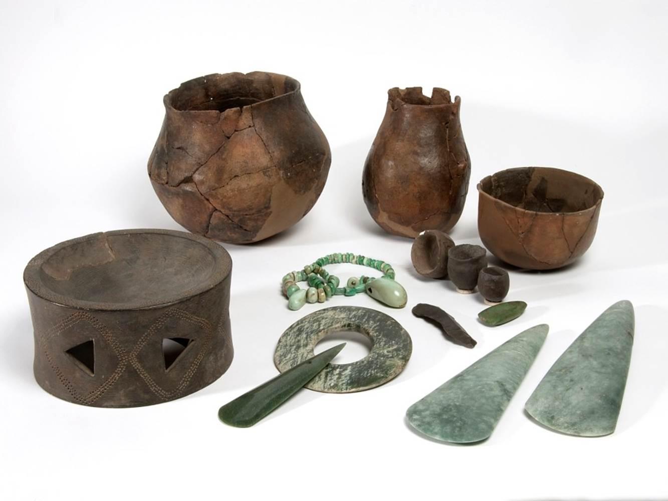 musee de prehistoire-carnac-Morbihan Bretagne sud ©