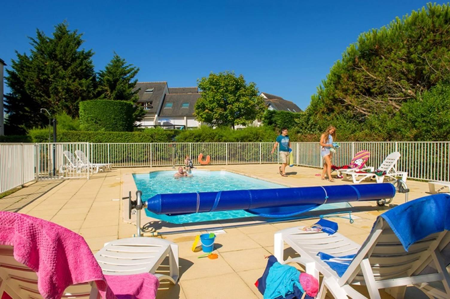 residence-de-tourisme-Goelia-bleue-oceane-Carnac-Morbihan-Bretagne-Sud © @Goelia