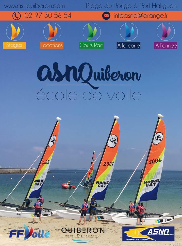 ASN Quiberon-Morbihan-Bretagne Sud © ASN Quiberon-Morbihan-Bretagne Sud