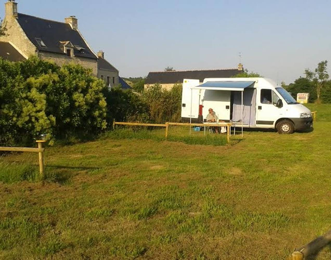 DOMAINE DE BOBEHEC - Camping à La Vraie-Croix - Morbihan - Bretagne Sud © CHOUVELLON