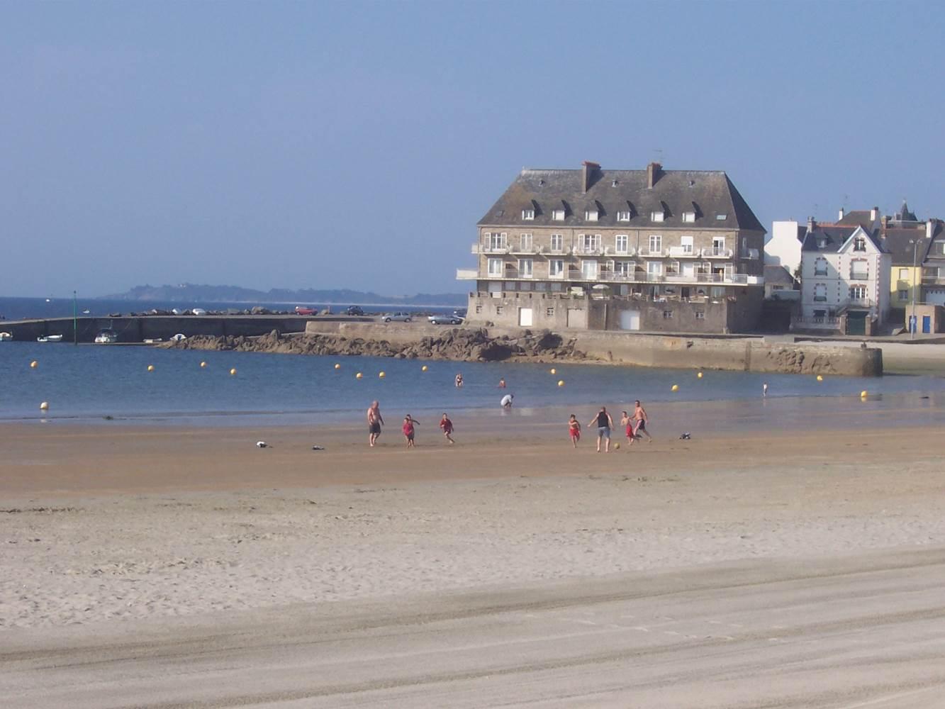 Plage-de-Toulhars-Larmor-Plage-Morbihan-Bretagne-Sud  ©