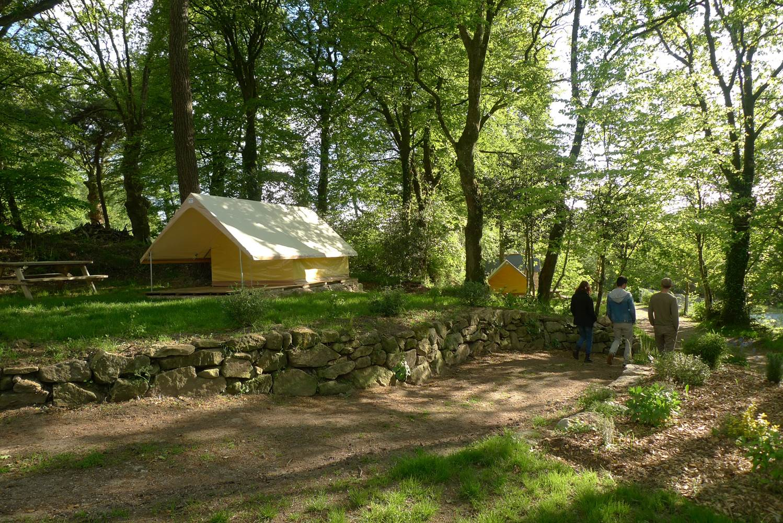 Camping de Pont Calleck Plouay © Camping de Pont Calleck