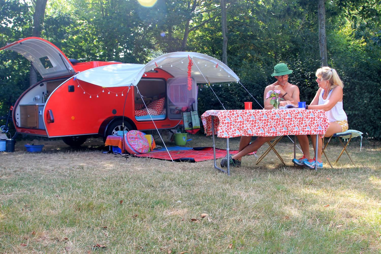 Camping La Ferme de Lann Hoëdic ©