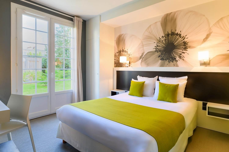 chambre confort hôtel la Marébaudière vannes centre ©