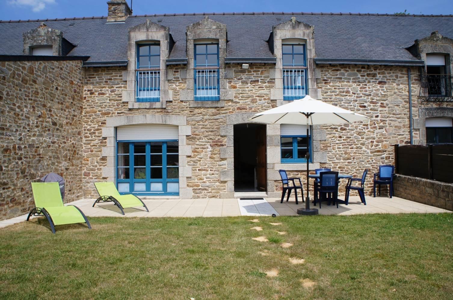 Gîte n°56G2063 – SAINT-AVé – Morbihan Bretagne Sud © GITES DE France 56