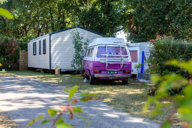 Camping LA BLANCHE HERMINE-Muzillac-morbihan bretagne sud-06 © Meero