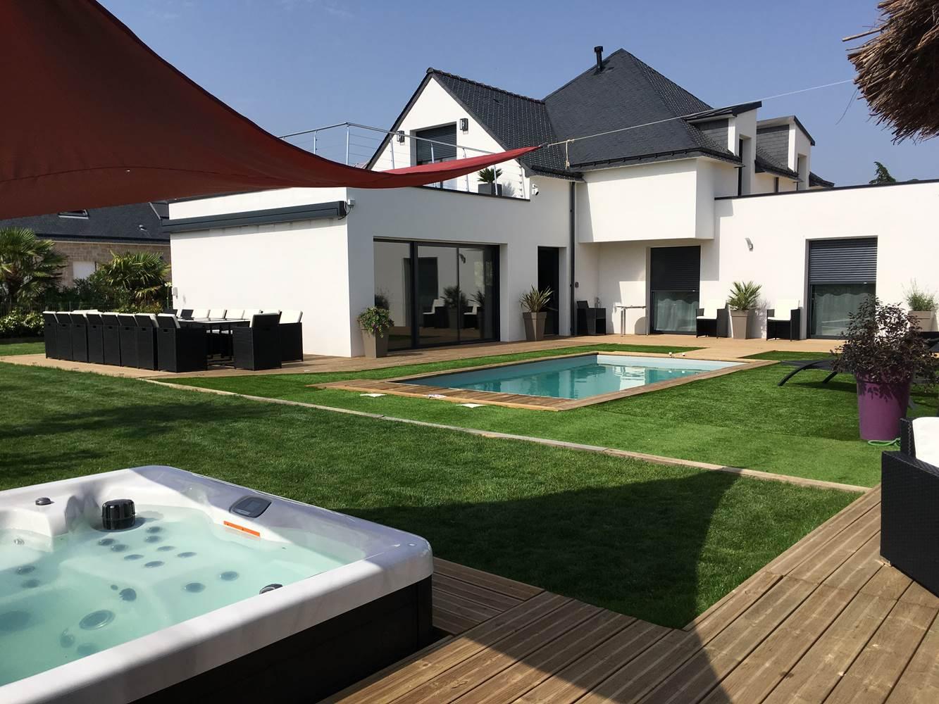 villa charles & ashton extérieur sud ©