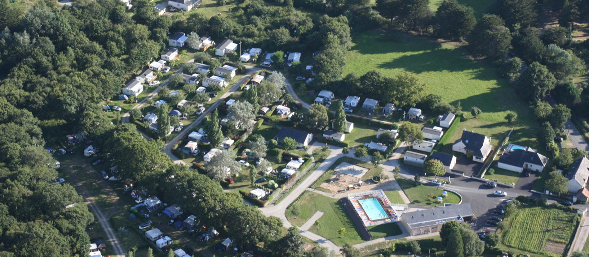 Camping-Le-Biden-Larmor-Baden-Morbihan-Bretagne-Sud © Camping-Le-Biden-Larmor-Baden