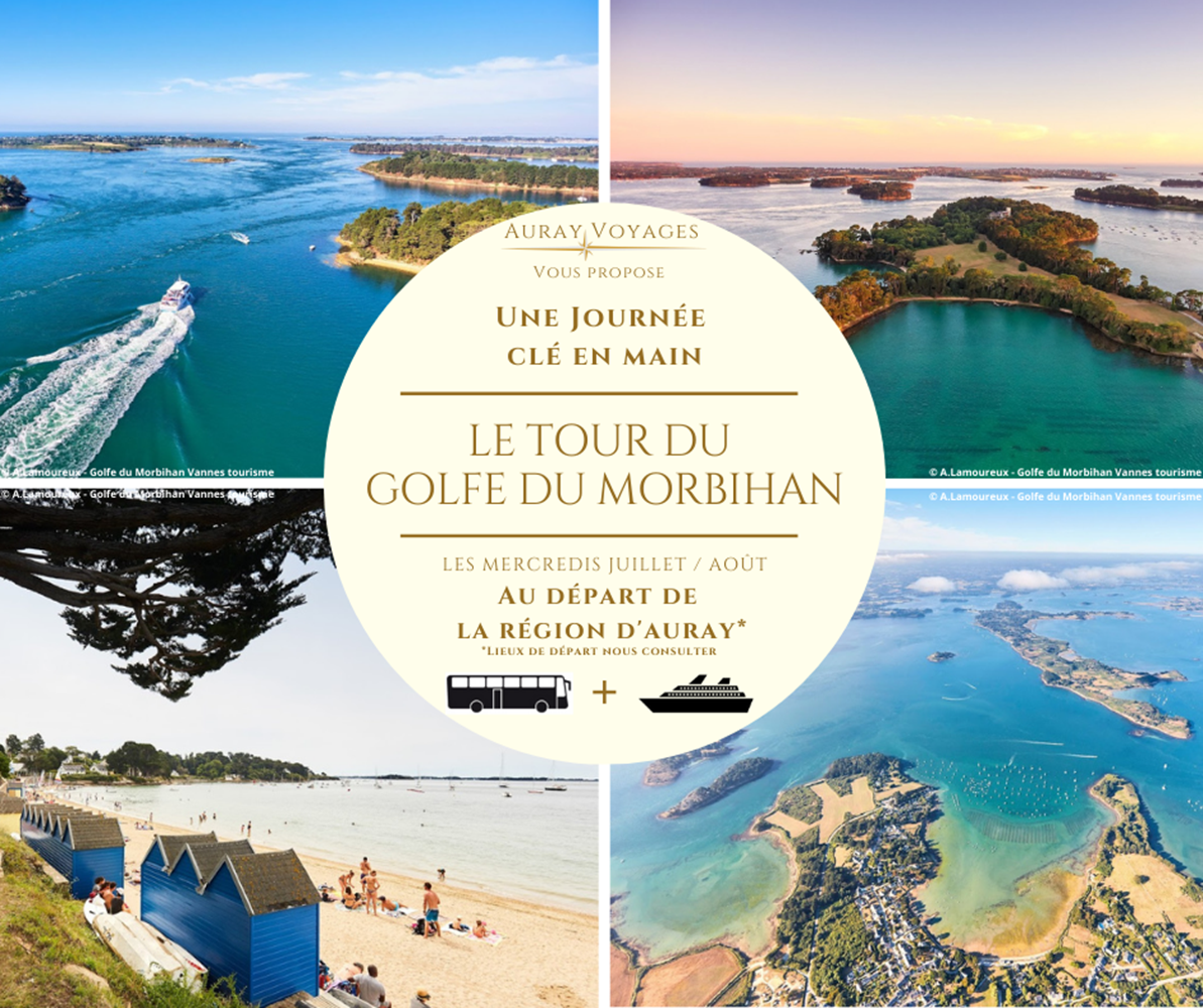 EXCURSIONS TOUR DU GOLFE ©
