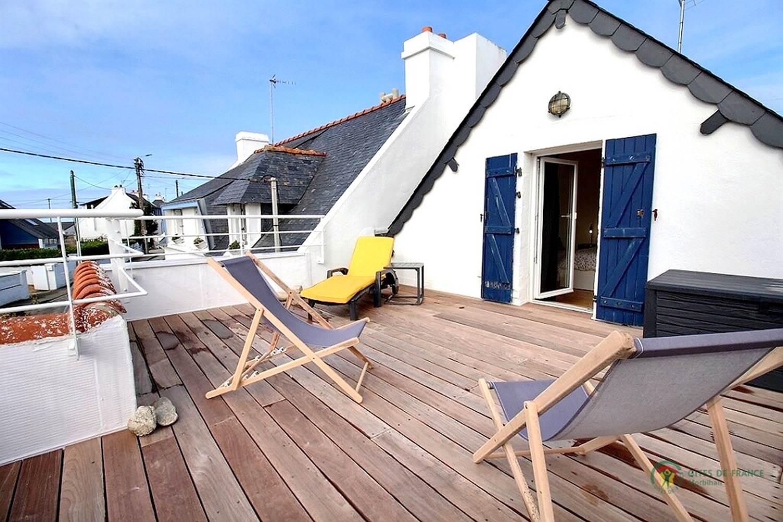 Gîte n°56G18631 – QUIBERON – Morbihan Bretagne Sud © GITES DE France 56