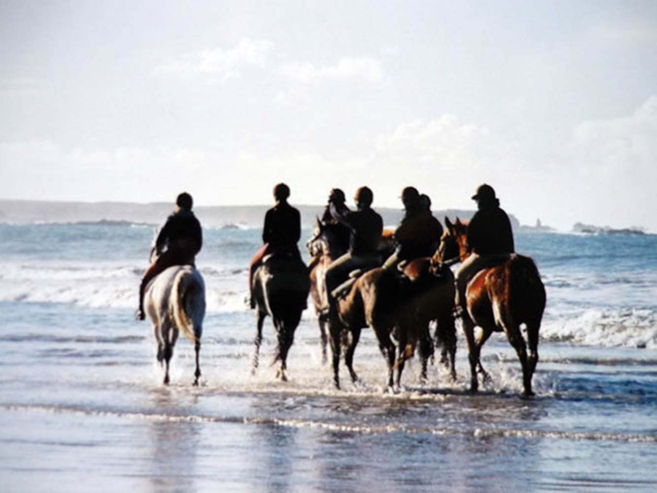 Centre equestre l'Eperon-Quiberon-Morbihan-Bretagne Sud © Centre equestre l'Eperon