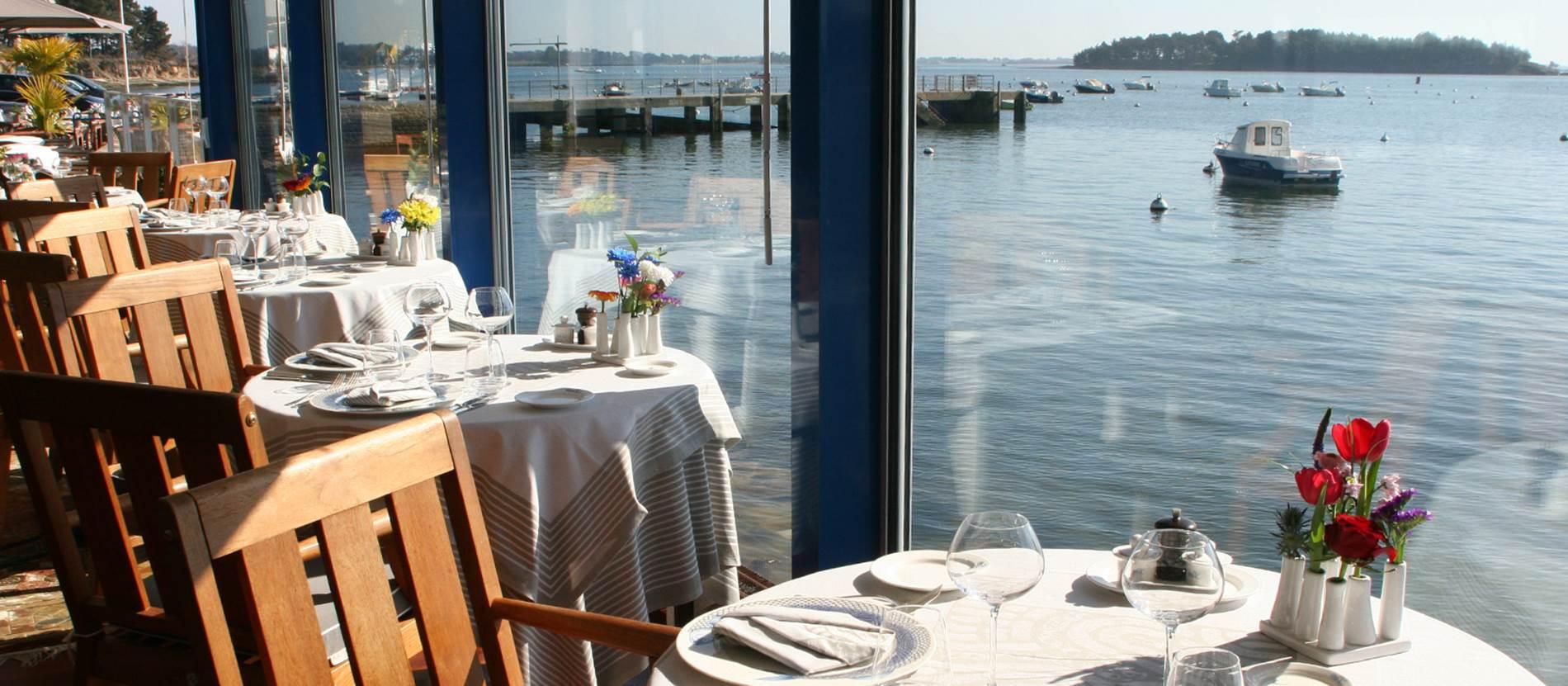 Hotel-Restaurant-Les-Venetes-Arradon-Morbihan-Bretagne-Sud © Hotel-Restaurant-Les-Venetes-Arradon