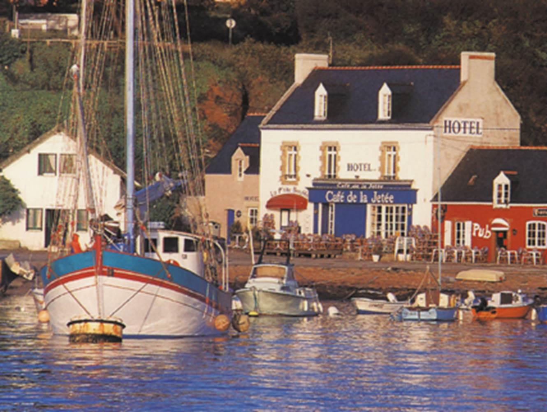 hotel - Groix - Lorient - Morbihan Bretagne Sud © HOTEL LA JETEE