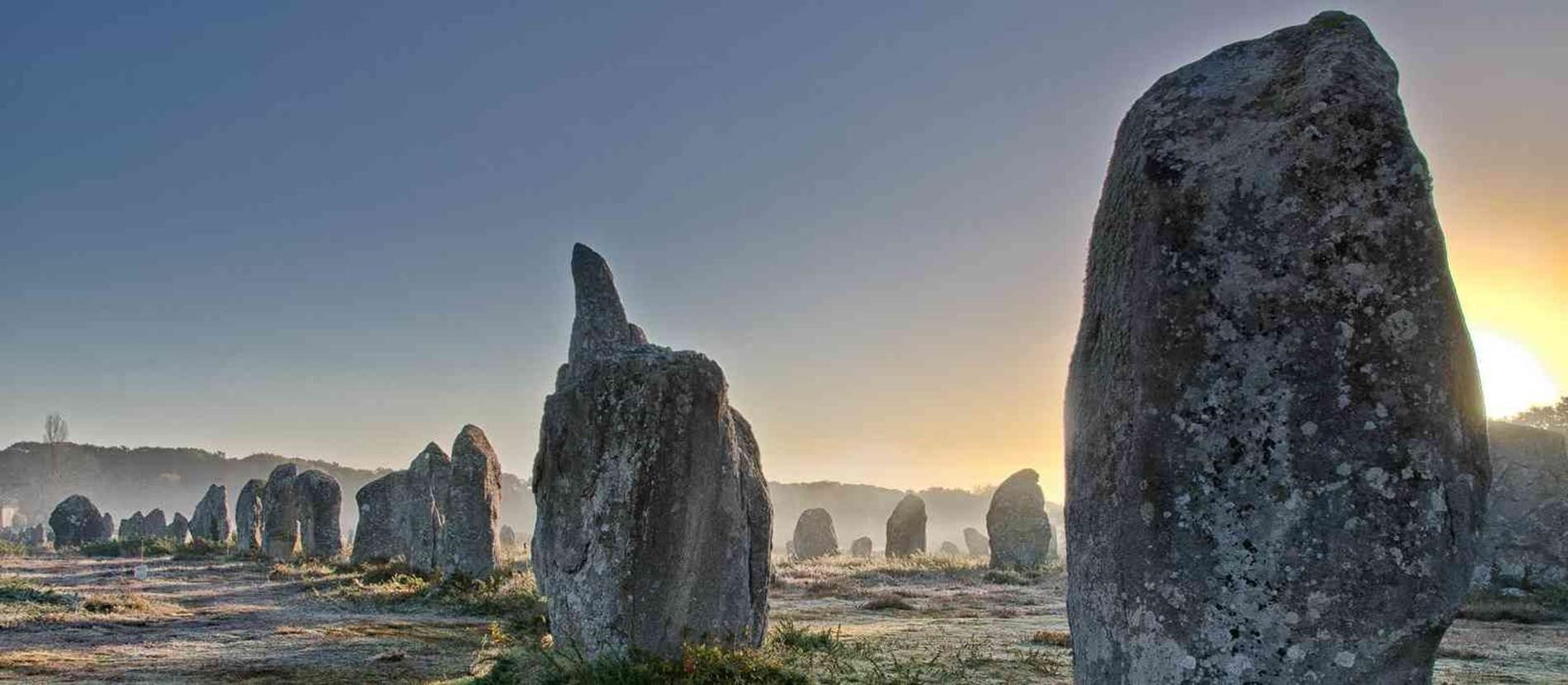 Alignements-mégalithiques-Carnac ©