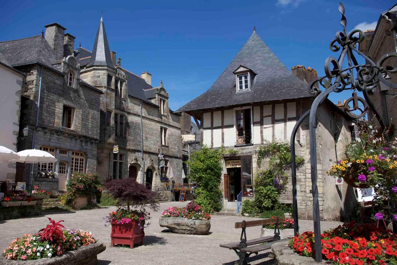 Rochefort En Terre © M Schaffner  CDT 56