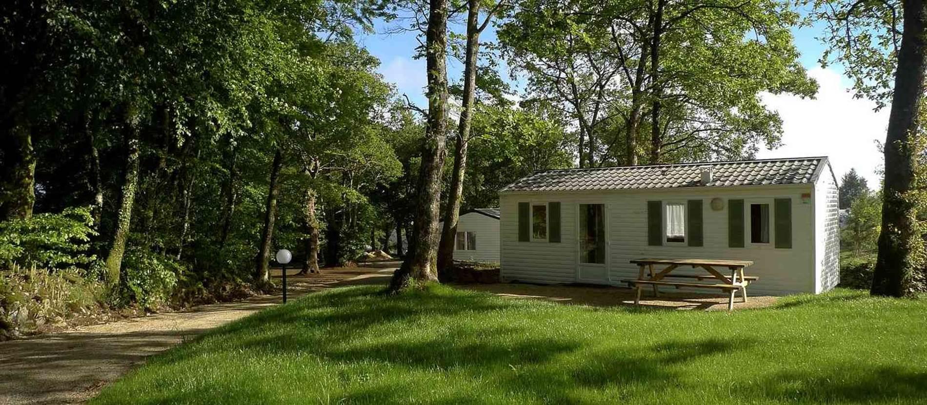 Camping de Pont Calleck Plouay © Camping Pont Calleck