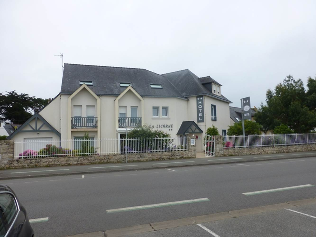 Hôtel-La-Licorne-Carnac-Morbihan-Bretagne-Sud © La Licorne
