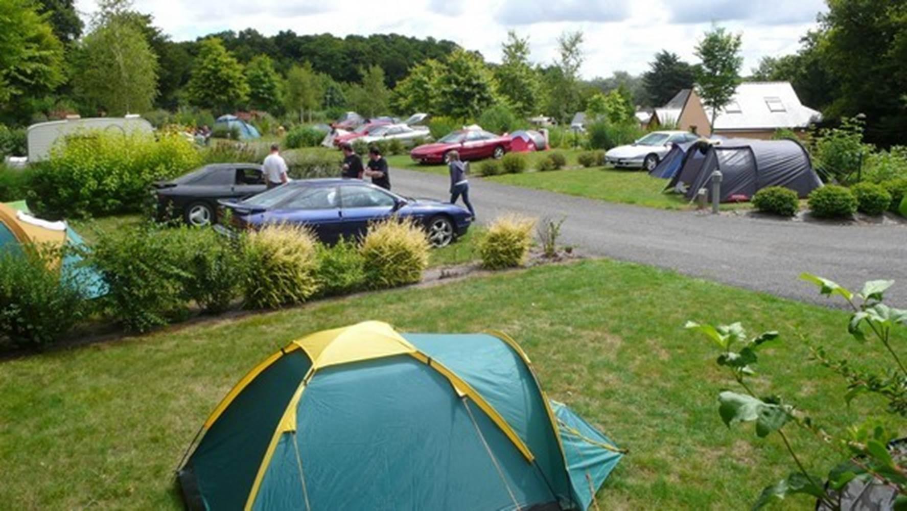 Camping municipal de Rieux Morbihan Bretagne-Sud © Camping municipal de Rieux