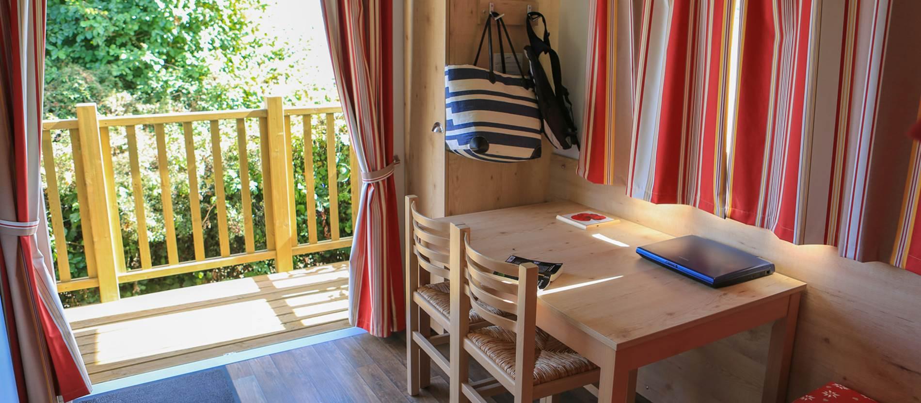Camping-de-Cromenac'h-Ambon-Morbihan-bretagne-Sud © Camping-de-Cromenac'h-Ambon