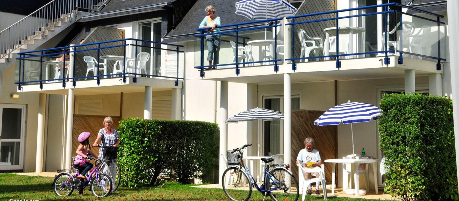 Résidence-de-Tourisme-de-la-Voile-d-Or-Ile-aux-Moines-Morbihan-Bretagne-Sud © ©IAM