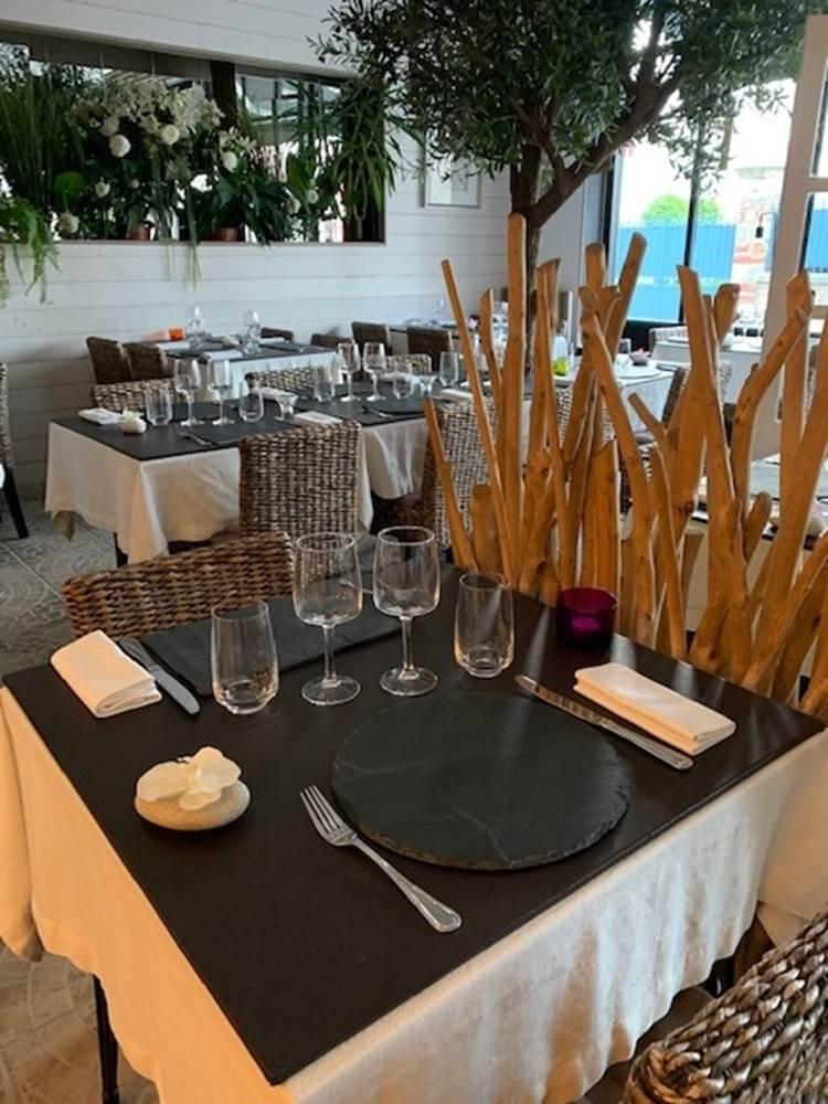Restaurant la cour des Druides ©