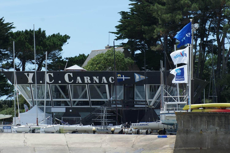 Club de voile Carnac ©