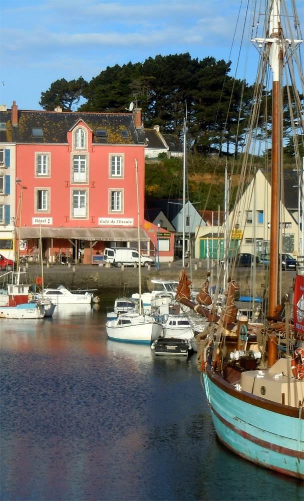 Hôtel Escale - Ile de Groix - Lorient - Groix - Morbihan Bretagne Sud © hôtel de l'escale