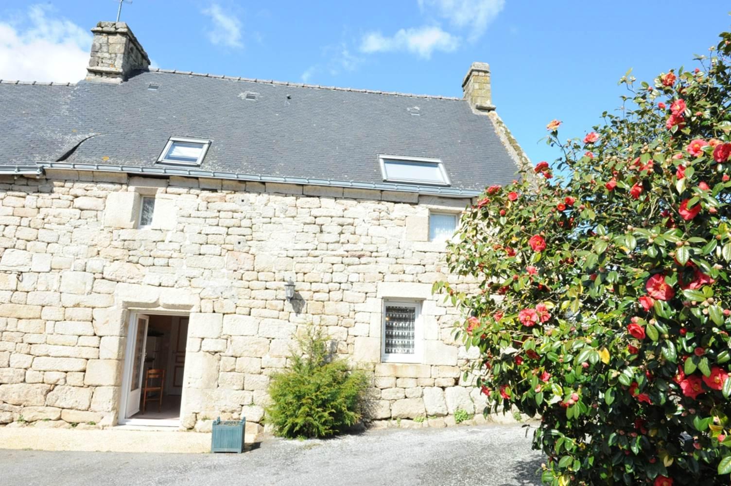 Gîte n°56G761 – GUERN – Morbihan Bretagne Sud © GITES DE France 56