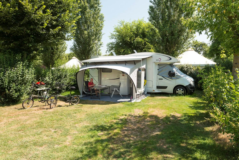 camping les rives de vilaine- barrage d'arzal- pénestin-la roche bernard - morbihan sud - bretagne ©
