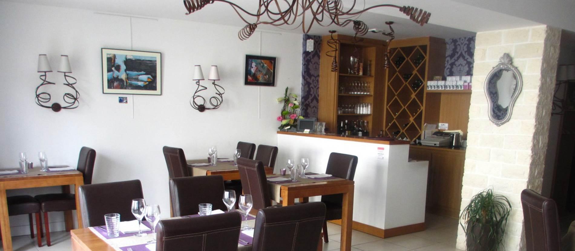 Restaurant-L-Art-Gourmand-Pont-Scorff-Morbihan-Bretagne-Sud © Restaurant L'Art Gourmand - Pont Scorff
