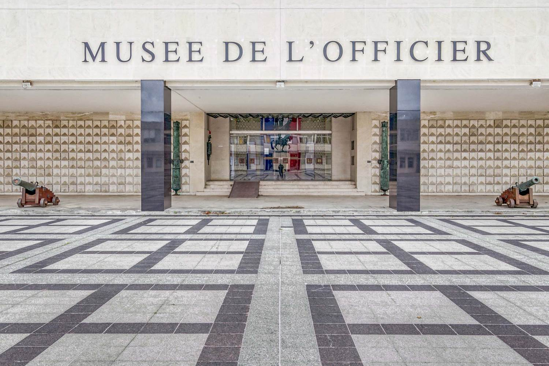 Musée de l'Officier-Guer-Morbihan-Bretagne-Sud-01 © Meero