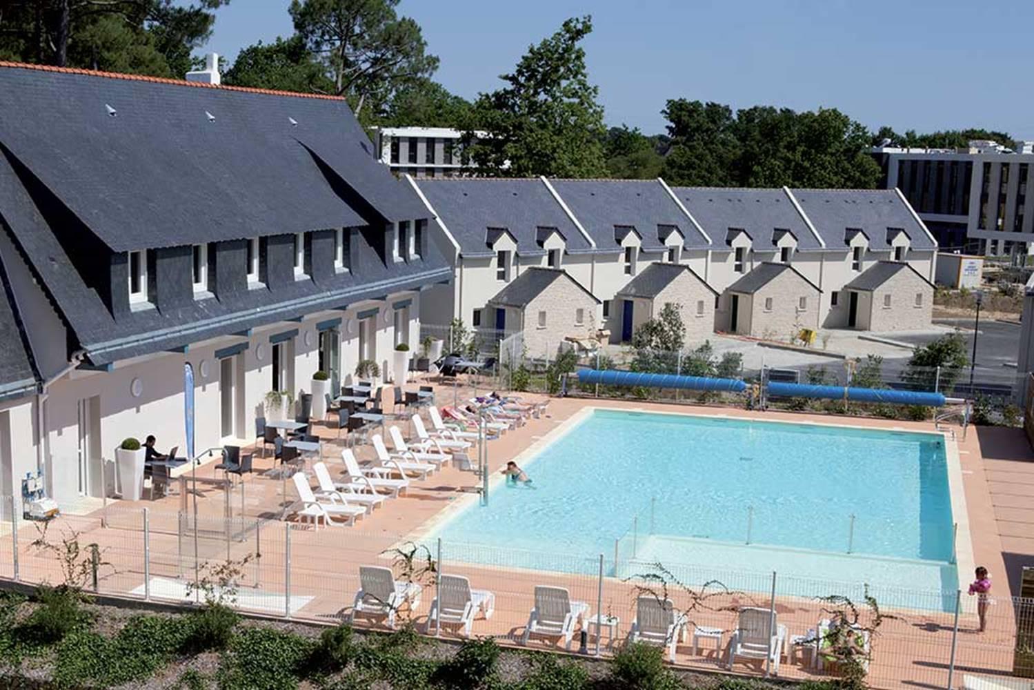 Résidence-Vacanceole-Ker-Goh-Lenn-Plescop-Golfe-du-Morbihan-Bretagne Sud © Ker Goh Lenn