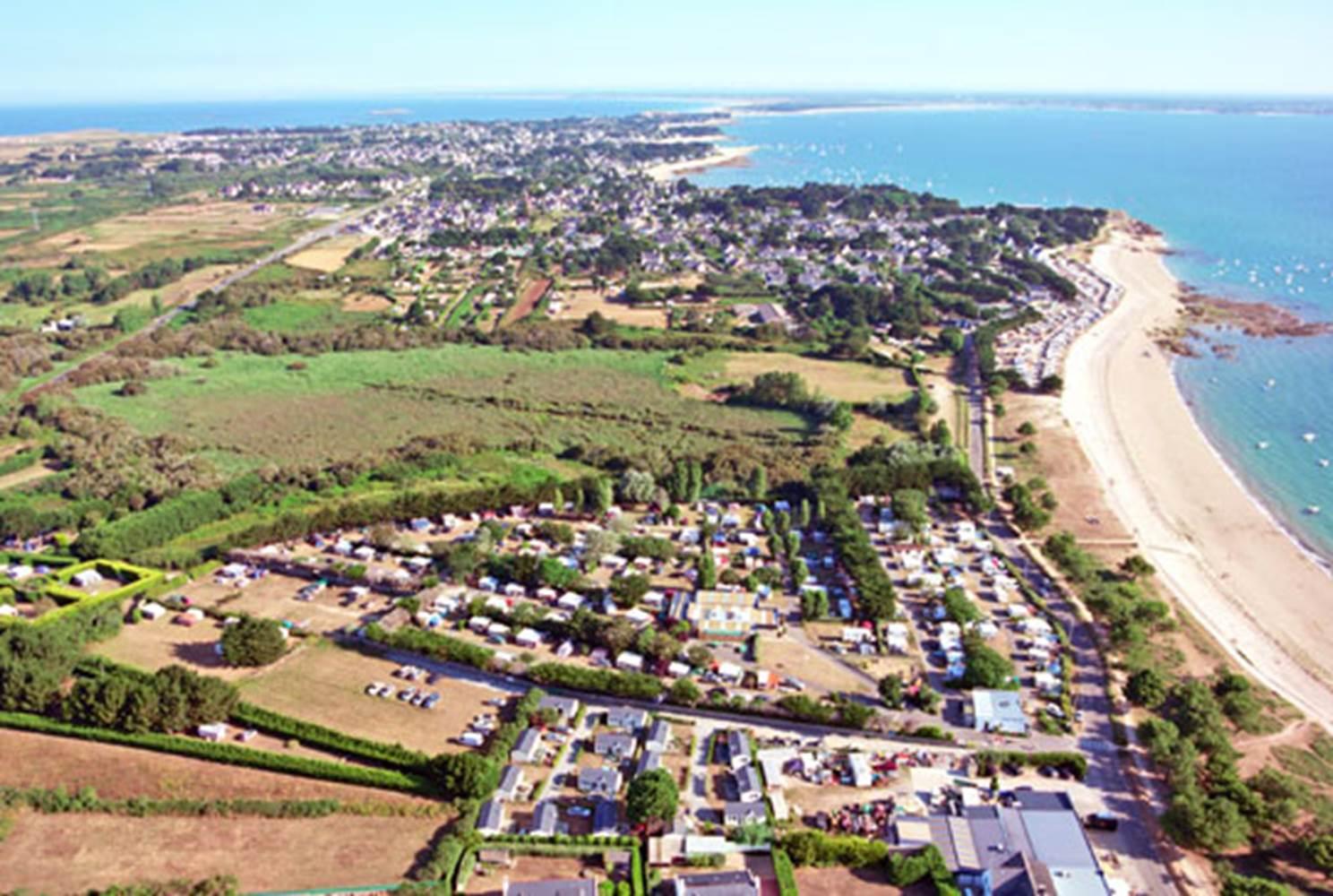 camping-beausejour-quiberon-Morbihan-bretagne-sud © beauséjour