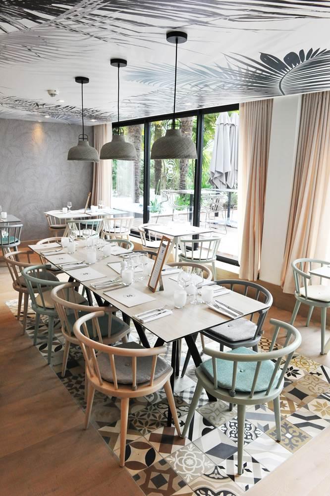 restaurant La Brasserie Bleue ©