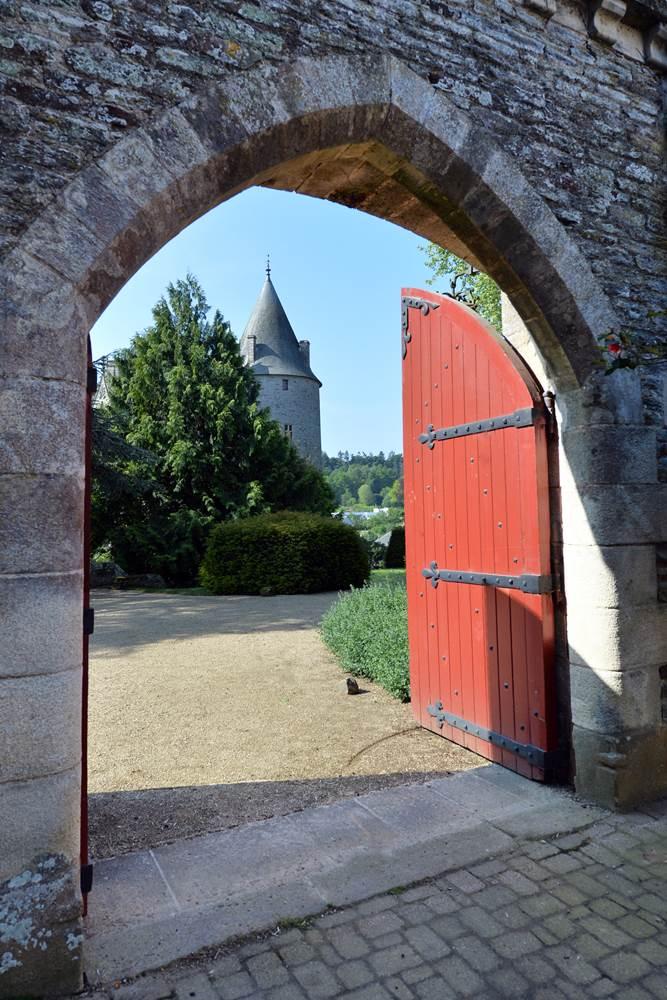 Château et parc de Josselin - Morbihan Bretagne Sud 1 © Michel RENAC