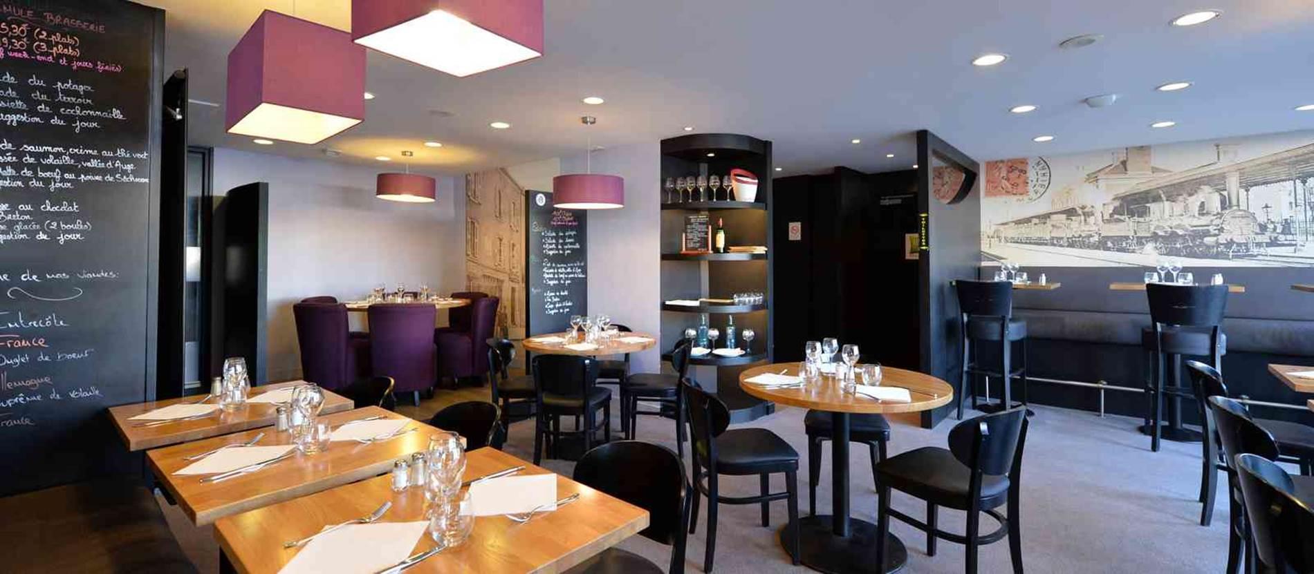 hotel-ibis-styles-vannes-restauration © hotel-ibis-styles