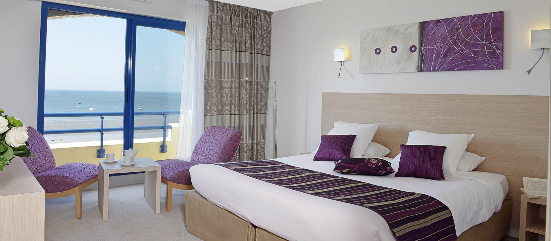 Hotel-de-La-Plage-Damgan-Morbihan-Bretagne-Sud © Hotel-de-La-Plage-Damgan