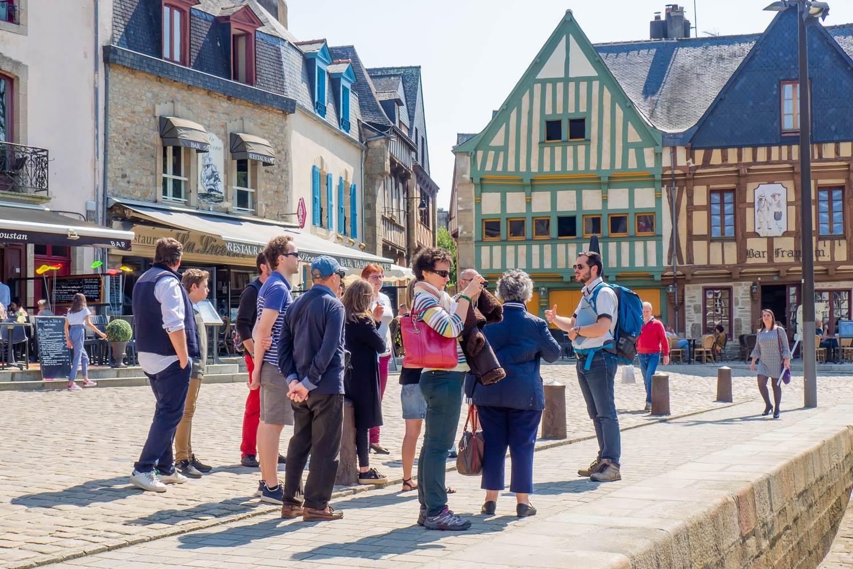 Visite guidée Saint-Goustan ©