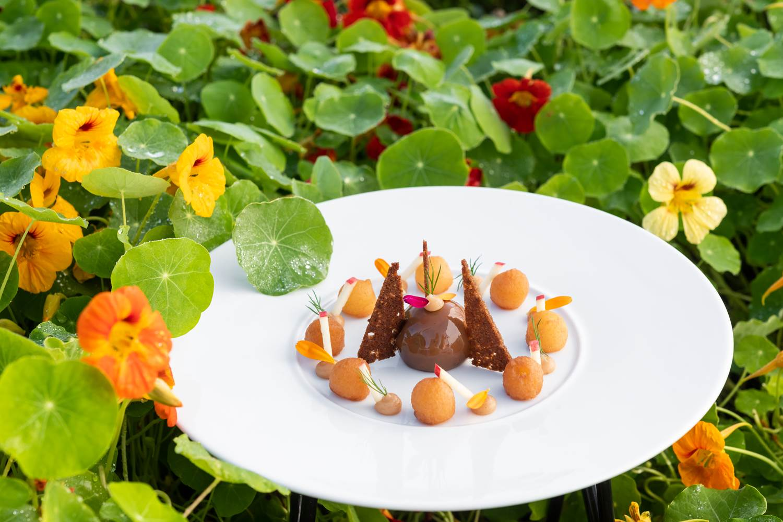 Restaurant Jardins sauvages à Cournon ©