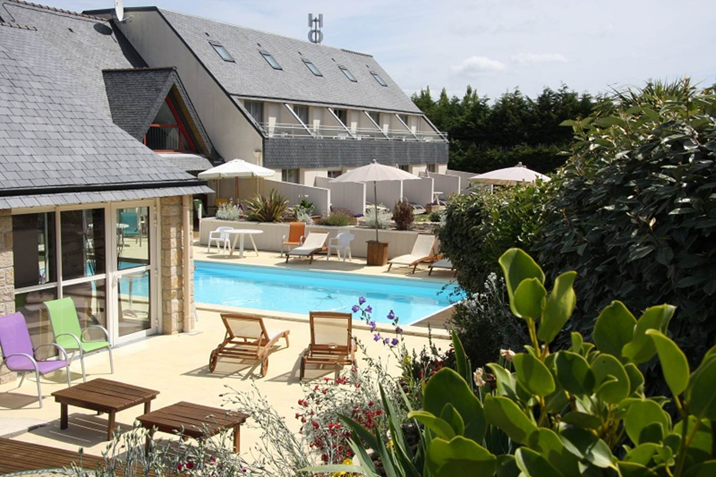 Hotel-L-Hippocampe-Plouharnel-Morbihan-Bretagne-Sud © L'Hippocampe