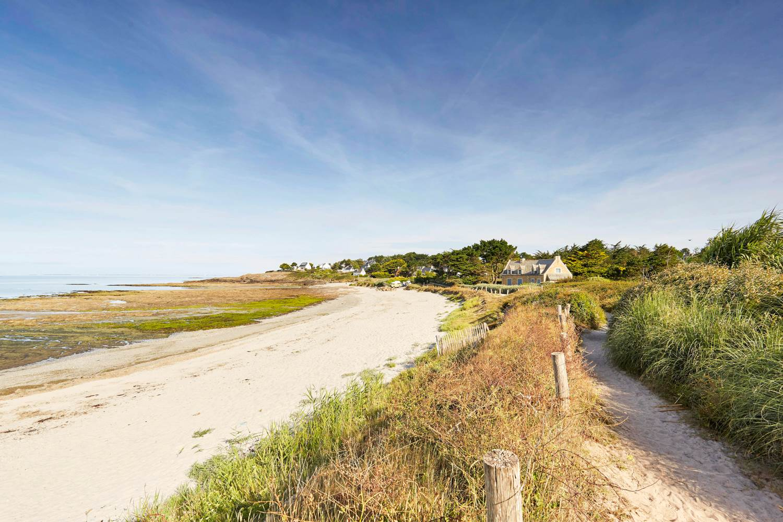plage de Kercambre - Saint-Gildas de Rhuys - Presqu'île de Rhuys - Golfe du Morbihan © Alexandre Lamoureux