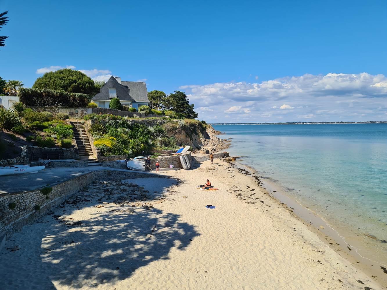 kerhostin-plage-st-pierre-quiberon ©Laurence Roger ©