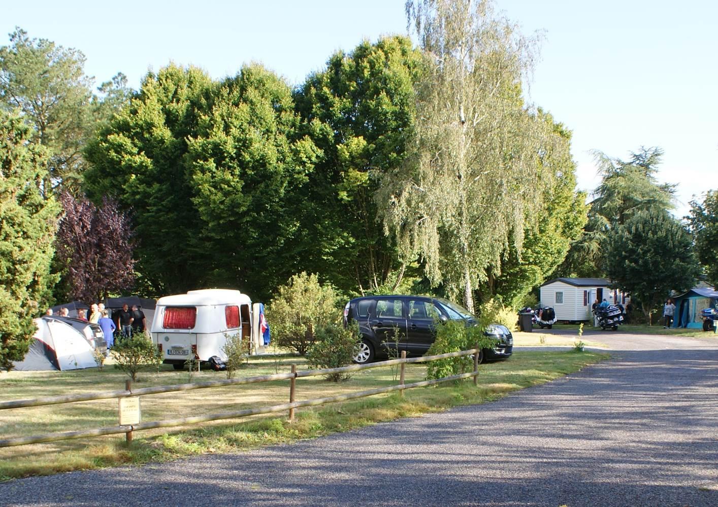 Camping du Bois Vert ©