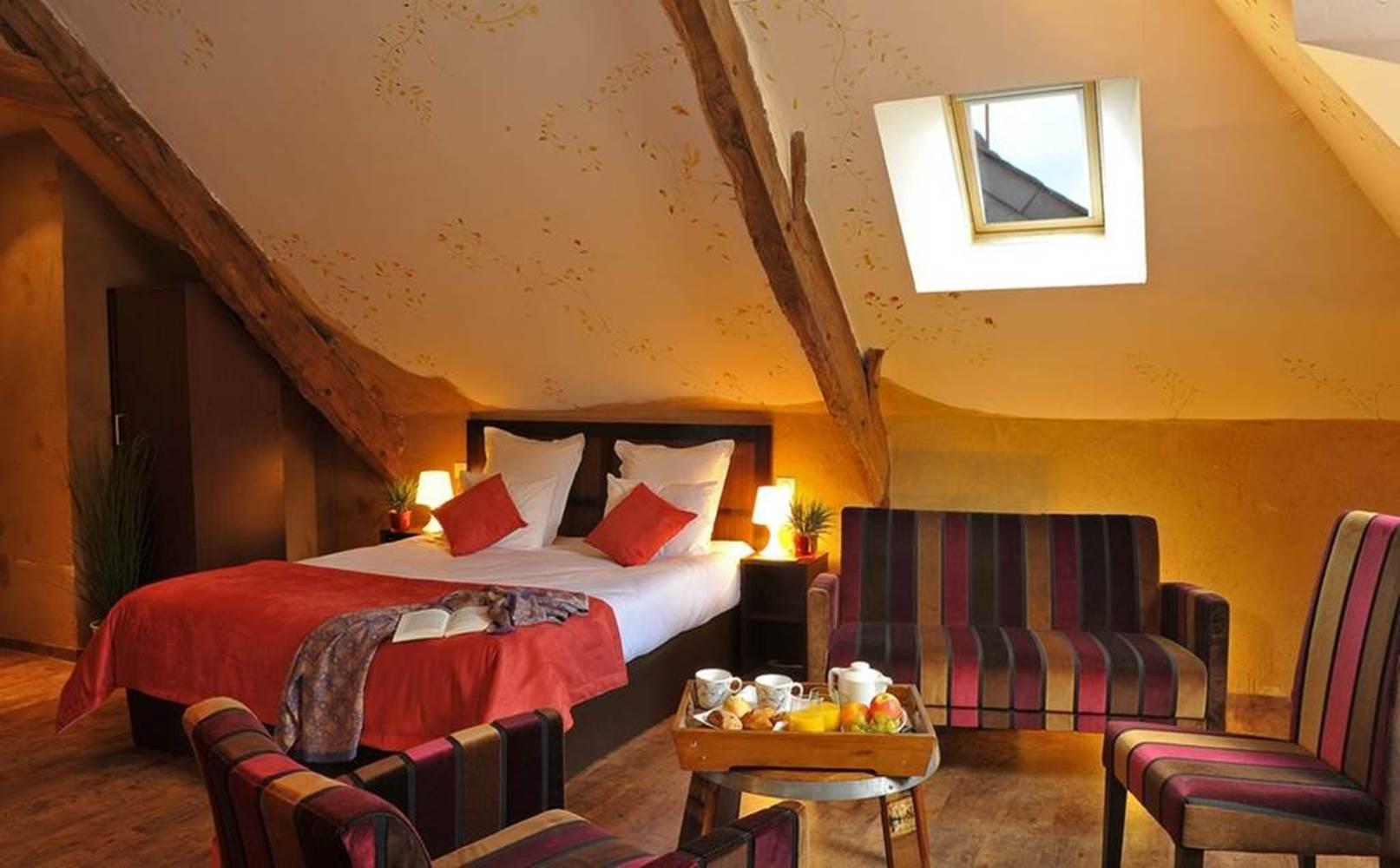 Hotel-Beignon-Morbihan-Bretagne-Sud © M. Beller