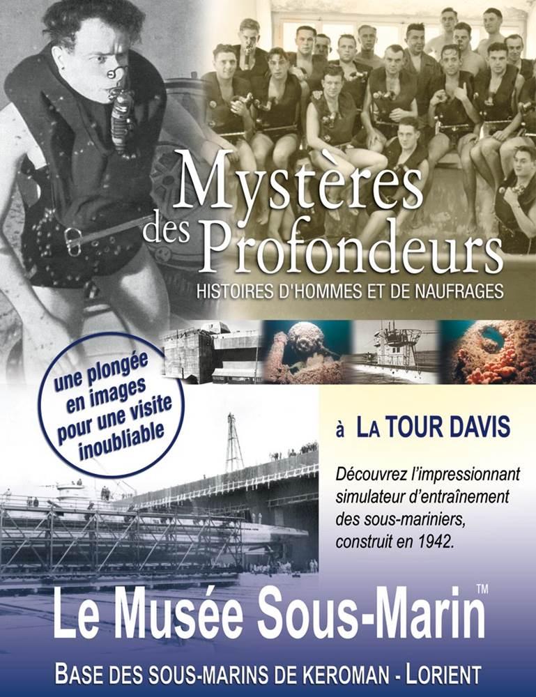 musee-sous-marin-lorient-Groix-Lorient-morbihan-bretagne-sud © Musée sous-marin