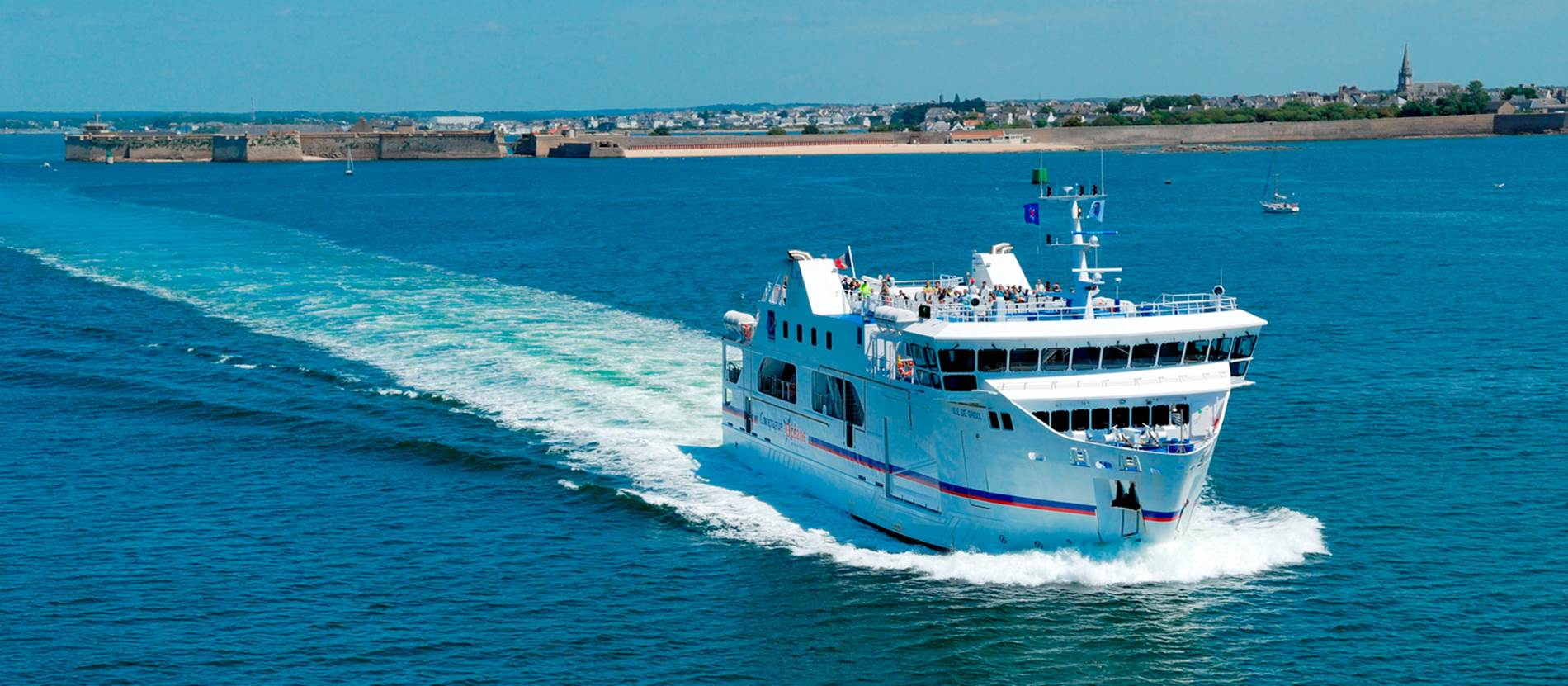 Compagnie-Oceane - Morbihan Bretagne Sud © P.Dannic