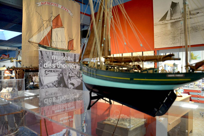 Musee-des-Thoniers - 1 - Etel - Morbihan Bretagne Sud © Musée des Thoniers